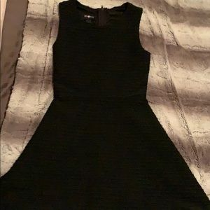 Amy Byer Girls Black Dress